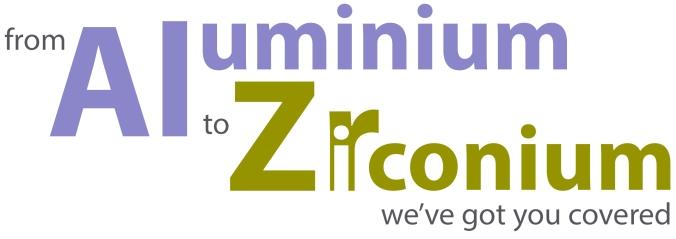 aluminum-to-zirconium